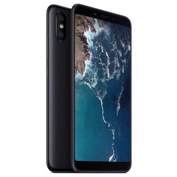Xiaomi MI A2 128GB Black 4G LTE Dual Sim Smartphone