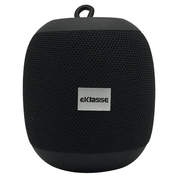 Eklasse Wireless Speaker Black - EKBTSP16MT