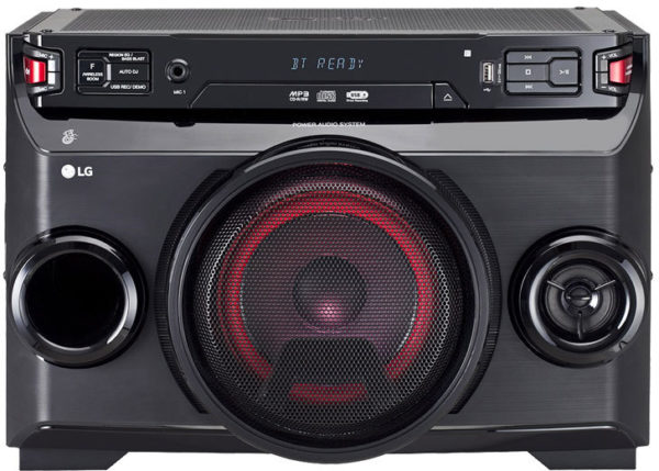 Lg Om4560 All In One Mini System W Bluetooth Price In