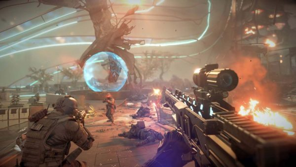 PS4 Killzone Shadow Fall Game