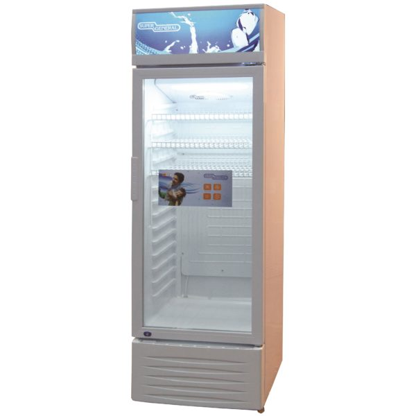 Super General Upright Bottle Cooler 248 Litres SGSC298