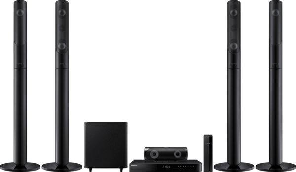 Samsung Htj5550wk Tall Boy Home Theatre System Price In Oman Sale