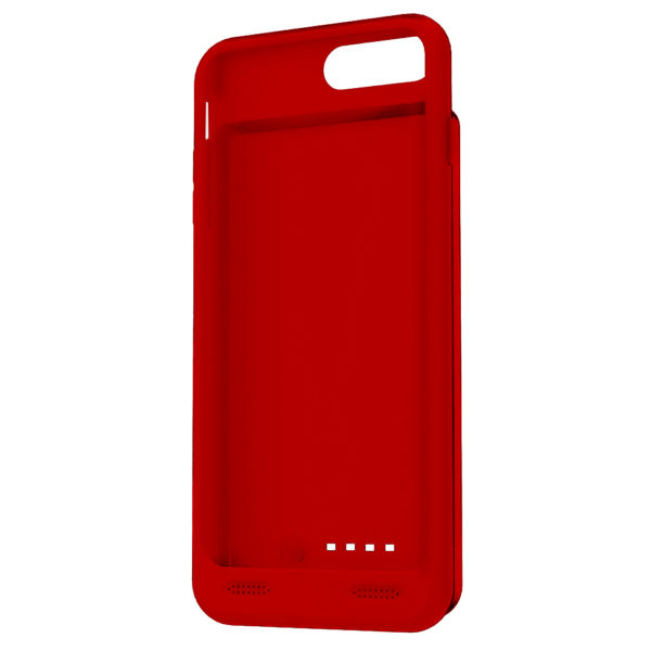 9470c7b79 Smart Ignite Battery Case 4000mAh Red For iPhone 8 Plus/7 Plus/6S Plus
