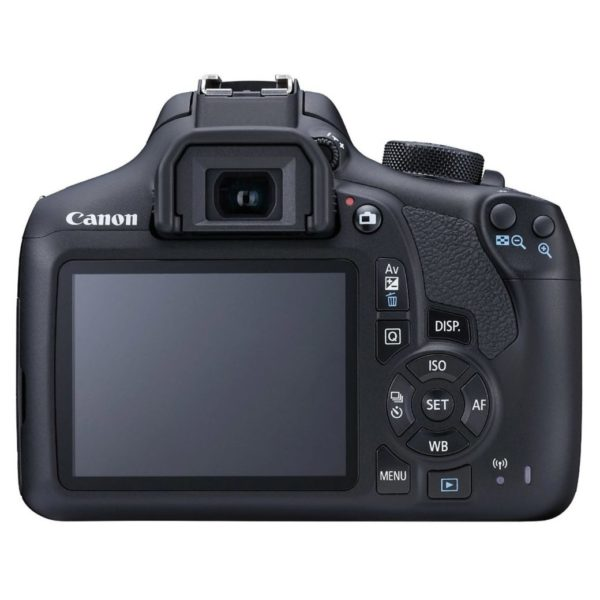 Canon EOS1300D Digital SLR Camera + EFS 18-55mm DC + EF 75-300mm III Lens
