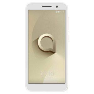 Alcatel 1 5033D 4G LTE Smartphone 8GB Metallic Gold Painting