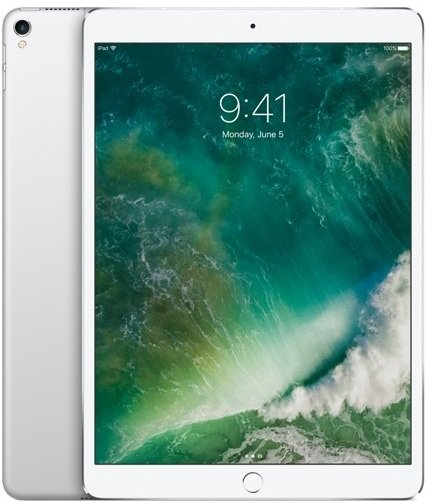 Apple iPad Pro - iOS WiFi+Cellular 64GB 10.5inch Silver