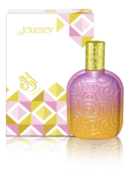 Ahmed Al Maghribi FGD00051 Araak Journey Pink Spray Unisex 50ml