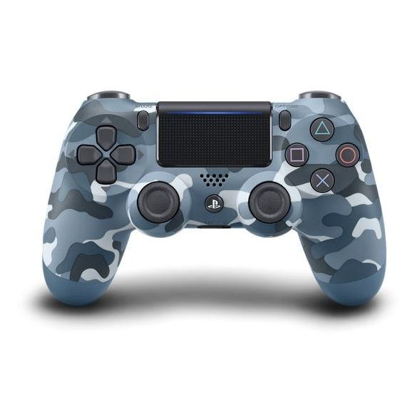 Sony PS4 DualShock 4 Wireless Controller Blue Camouflage