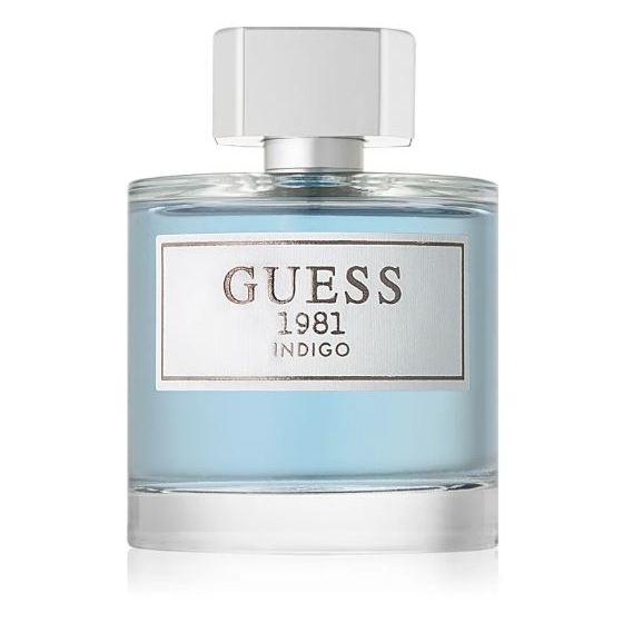 Guess 1981 Indigo Perfume For Women 100ml Eau de Toilette