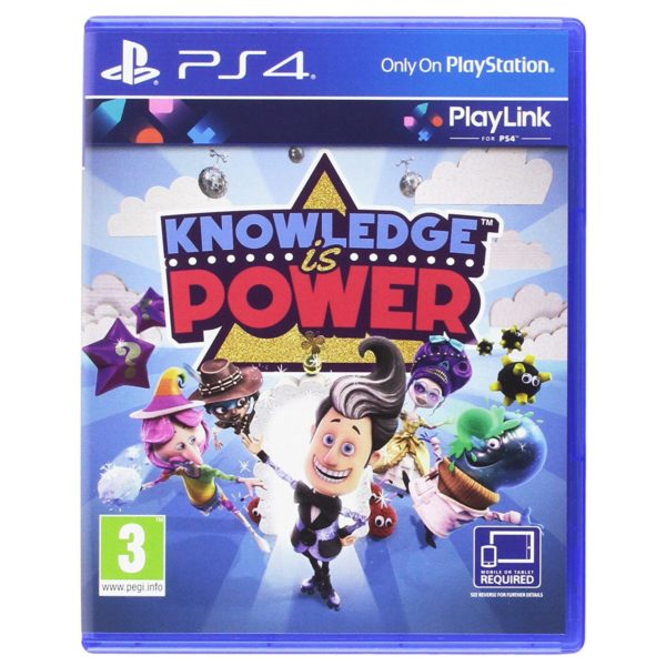 PS4 Knowledge Is Power Game