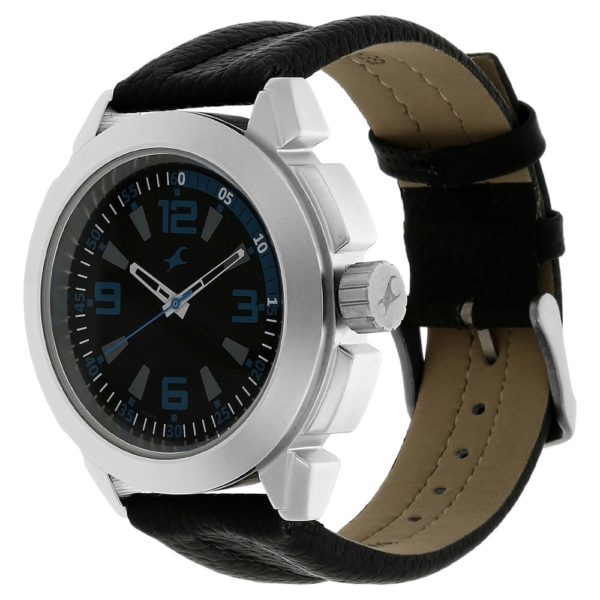 Fastrack 3130SL02 Mens Black