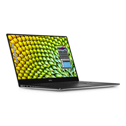 Dell XPS 15 Laptop - Core i7 2.2GHz 8GB 1TB+128GB 4GB Win10Pro 15.6inch FHD Silver