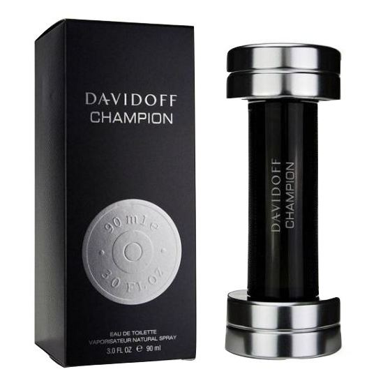 Davidoff Champion Perfume For Men 90ml Eau de Toilette