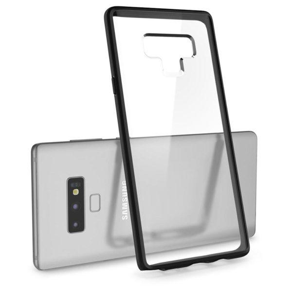 innovative design 5b2c6 68976 Spigen Ultra Hybrid Matte Black Case For Galaxy Note 9