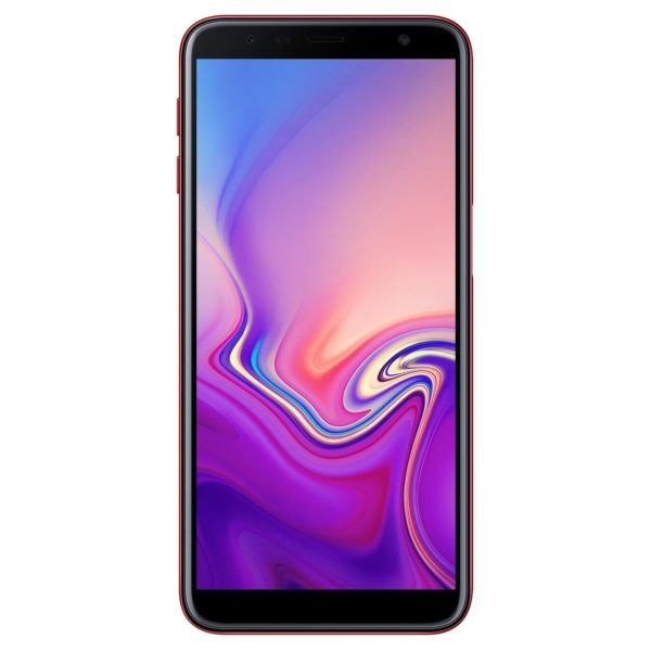 aacc94601 Samsung Galaxy J6 Plus 32GB Red (J6+) 4G Dual Sim Smartphones SM-J610F