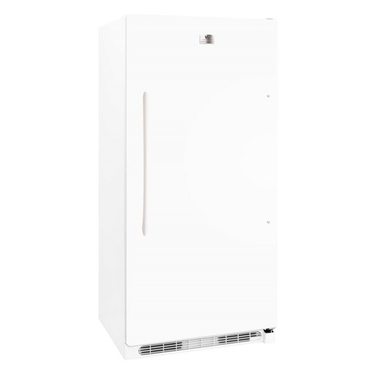 White Westing House Upright Freezer 575 Litres MUFF21VLQW