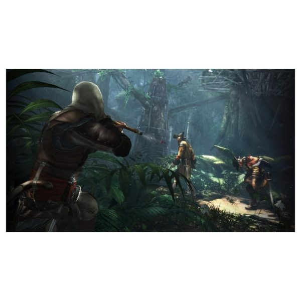PS4 Assassin's Creed IV: Black Flag Game