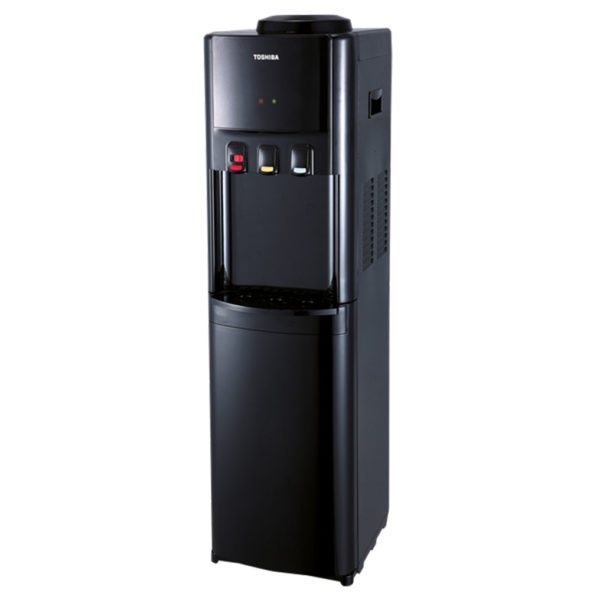 Toshiba Water Dispenser Black RWFW1766TUK