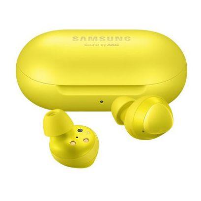 Samsung Galaxy In Ear Wireless Headset Yellow Price In Oman Sale