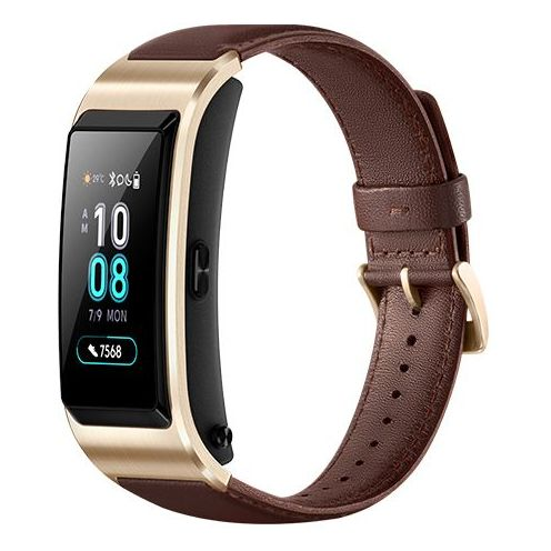 Huawei B5 Talk Band Brown - JNSB09
