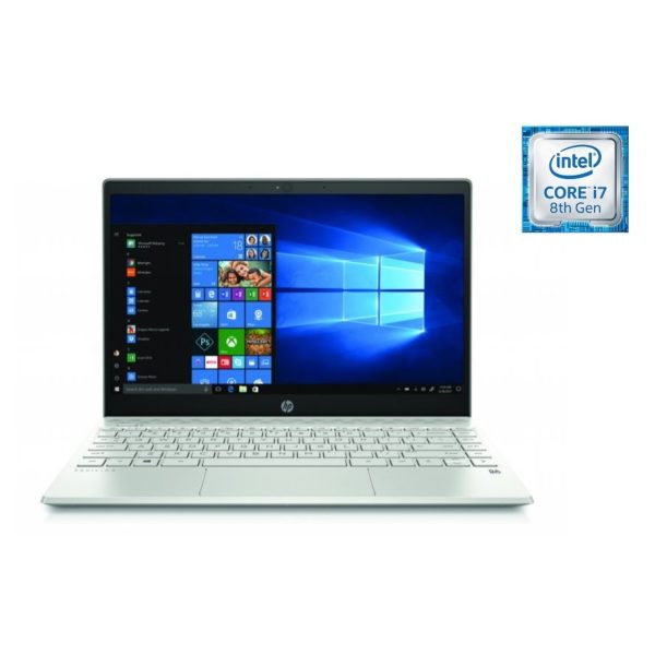HP Pavilion 13-AN0006NE - Core i5 1.6GHz 8GB 256GB Shared Win10 13.3inch FHD Natural Silver