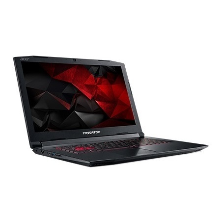 Acer Predator Helios 300 Gaming Laptop - Core i7 2.2GHz 16GB 2TB+256GB 6GB Win10 15.6inch FHD Obsidian Black