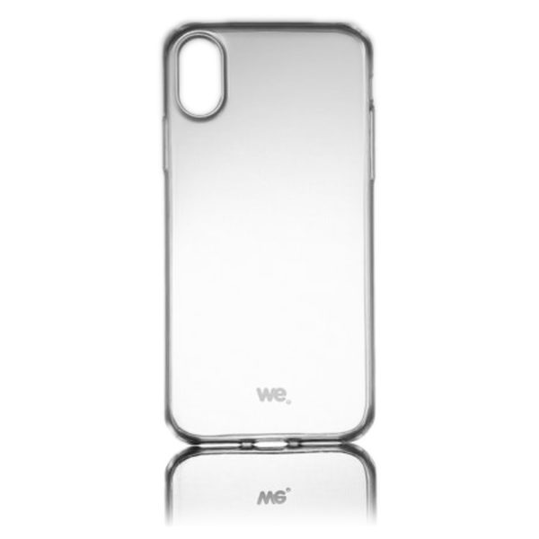 We Protective Case TPU Transparent For iPhone XS Max