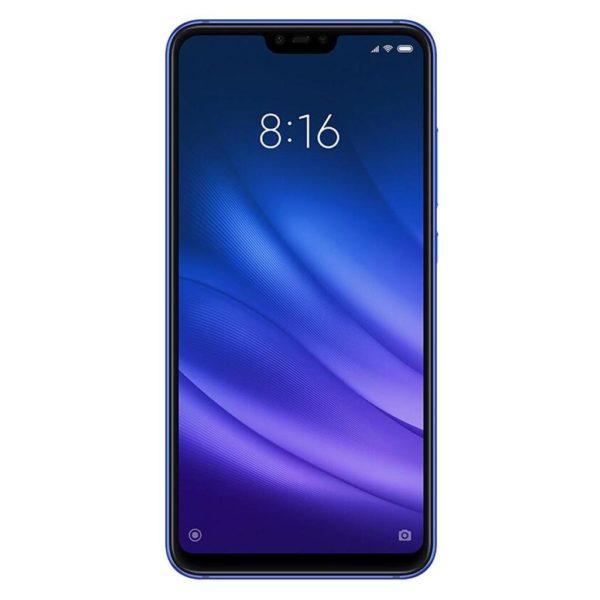 Xiaomi MI8 Lite 128GB Aurora Blue Smartphone 4G Dual Sim