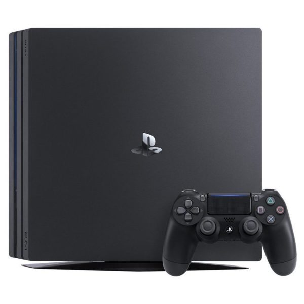 Sony PS4 PRO 1TB Gaming Console Black