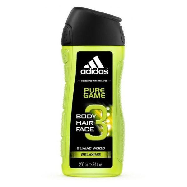 timeless design 706cd 81882 Adidas Pure Game Shower Gel 250ml
