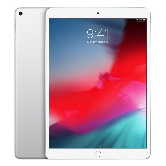 Apple iPad Air (2019) - iOS WiFi+Cellular 256GB 10.5inch Silver