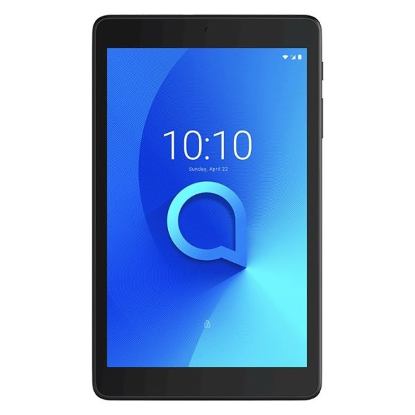 Alcatel 3T 8 Tablet - Android WiFi+4G 16GB 1GB 8inch Metallic Black