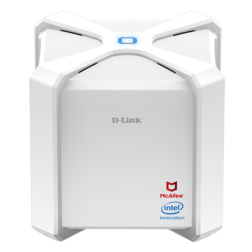 Dlink DIR-2680 D-Fend AC2600 Wi-Fi Router Powered by McAfee