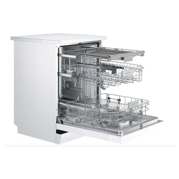 Samsung Dishwasher with 14 Place Settings DW60M5070FW