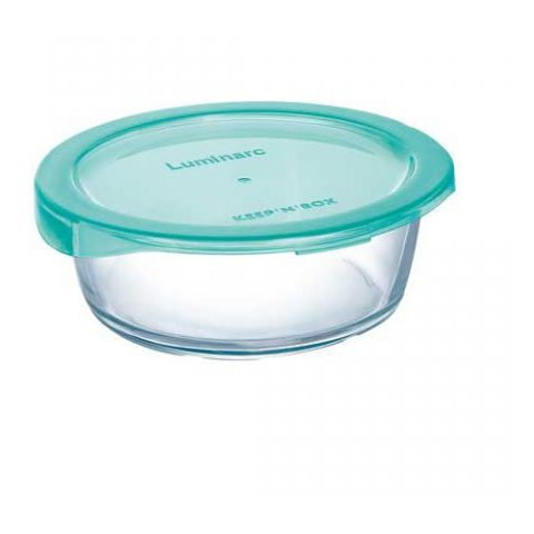Luminarc P4528 Keep N Box Round Flat Rim 420ml