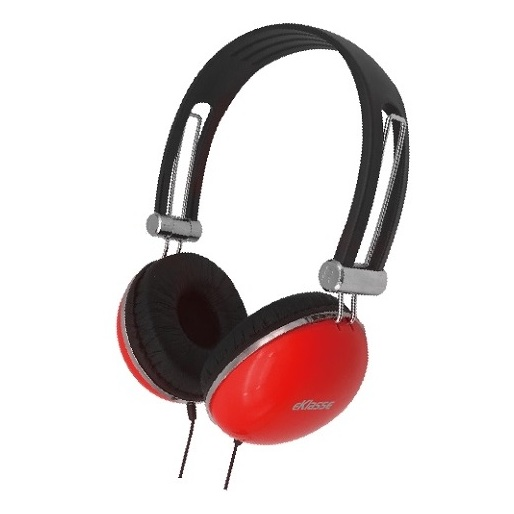 Eklasse EKWHP10BJE Wired Headphone With Mic