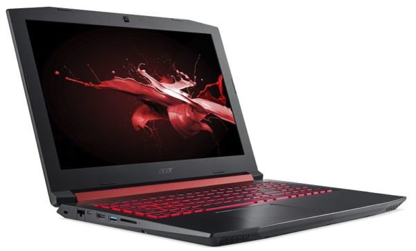 Acer Nitro 5 Gaming Laptop - Core i5 2.3GHz 8GB 1TB 4GB Win10 15.6inch FHD Shale Black
