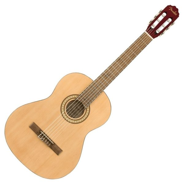 Fender FC1 Natural Classical Guitar