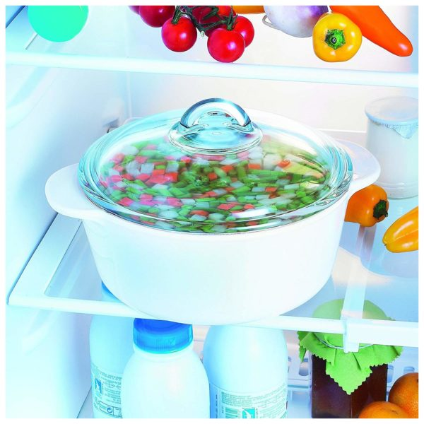Luminarc N6296 Casserole Blooming 1L With Lid