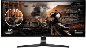 LG 34UC79GB Ultra Wide Full HD IPS Curved LED Monitor 34inch