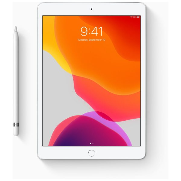 iPad (2019) WiFi 128GB 10.2inch Silver