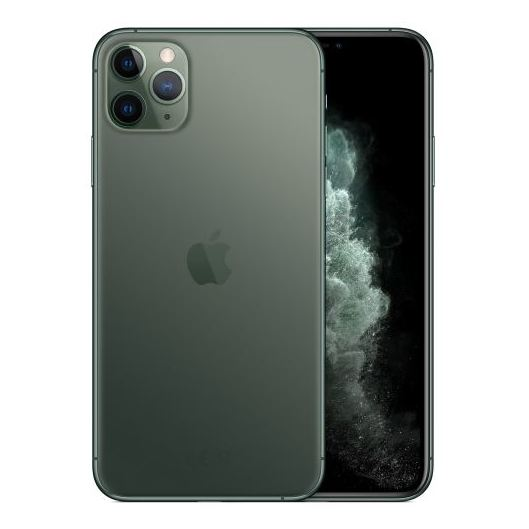iPhone 11 Pro Max 64GB Midnight Green