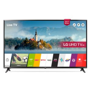 LG 49UJ630V 4K UHD Smart Television LED 49inch