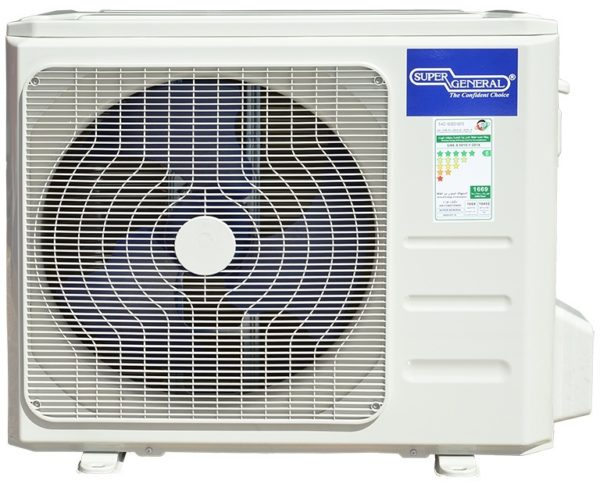 Super General Split Air Conditioner 1.5 Ton SGS187I5