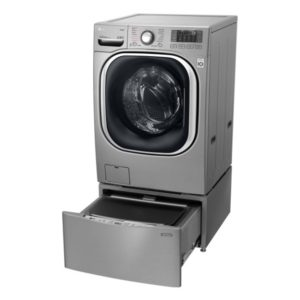 LG F0K1CHK2T2 Washer & Dryer + F70E1UDNK12 Mini Top Load Fully Automatic Washer