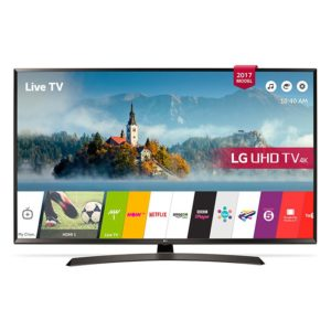 LG 55UJ634V 4K Ultra HD Smart LED Television 55inch
