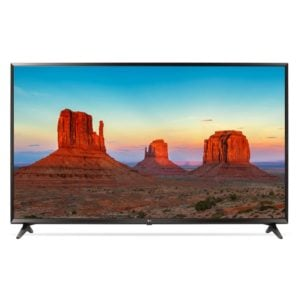 LG 55UK6100 4K UHD Smart LED Television 55inch