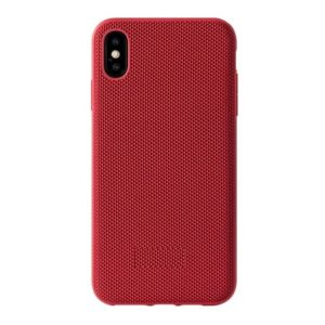 Trands Back Case For iPhone XS - Red