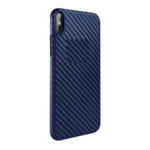 Trands Back Case For iPhone Xs Max - Blue