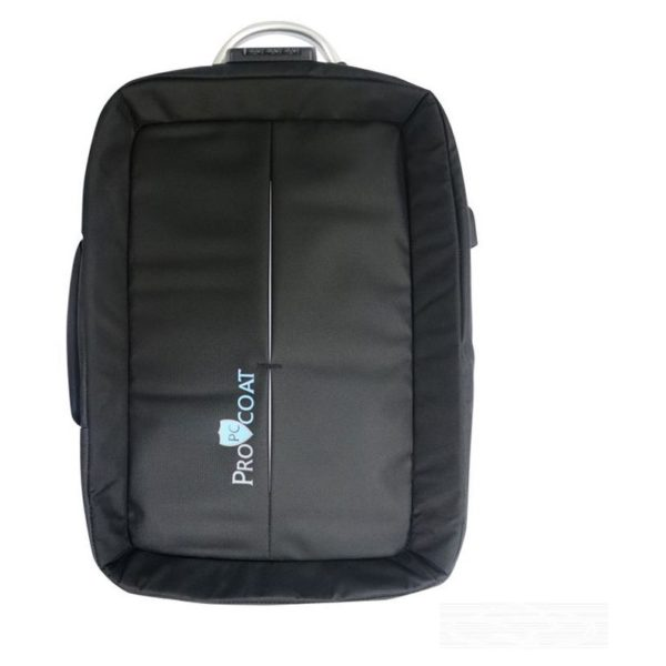 ProCoat PRO01 Laptop Backpack Black